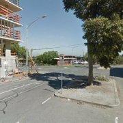 Garage parking on Dryburgh Street in West Melbourne