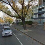 Indoor lot parking on Dudley Street in West Melbourne
