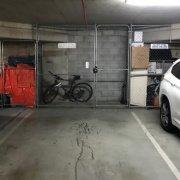Indoor lot storage on Duncan St in West End
