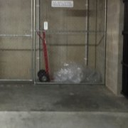 Undercover storage on Duncan Street in West End