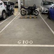 Indoor lot parking on Dyer Street in Richmond