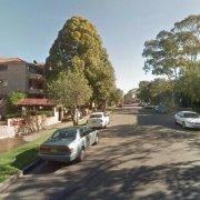 Garage parking on Early St in Parramatta