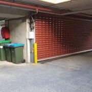 Indoor lot parking on Eden Street in Adelaide