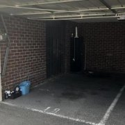 Garage storage on Egan Street in Richmond