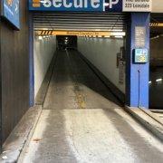 Indoor lot parking on Elizabeth St in Melbourne