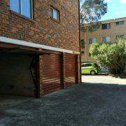 Undercover parking on Elizabeth St in Parramatta