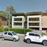 Garage parking on Elizabeth St in Parramatta
