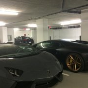 Indoor lot parking on Elizabeth St in Waterloo