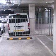 Indoor lot parking on Elizabeth Street in Adelaide