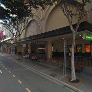 Garage parking on Elizabeth Street in Brisbane City Queensland