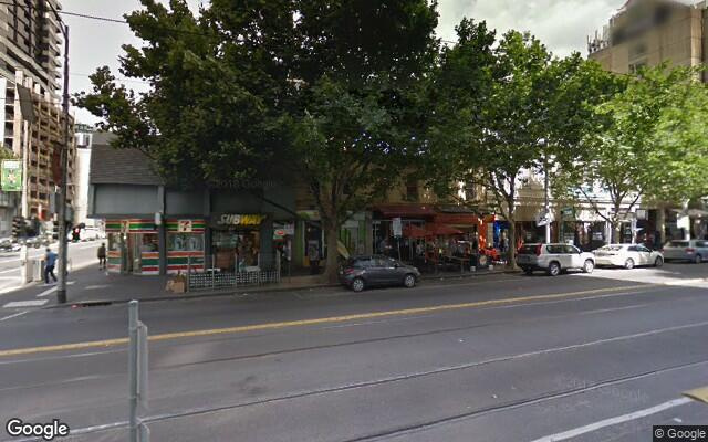 Space Photo: Elizabeth Street  Melbourne VIC  Australia, 75867, 160901