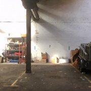 Indoor lot storage on Elizabeth Street in Melbourne