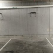 Indoor lot parking on Elizabeth Street in Melbourne