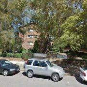 Garage parking on Elizabeth Street in Parramatta