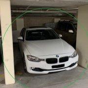 Undercover parking on Elizabeth Street in Surry Hills