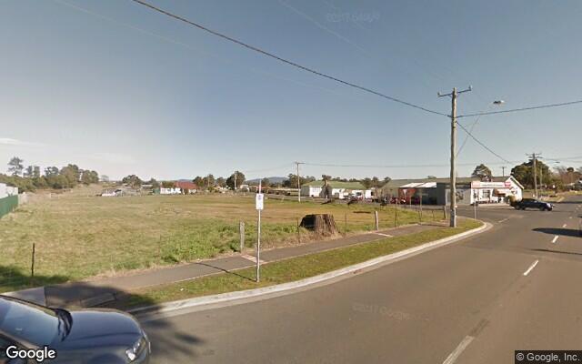 Space Photo: Exeter TAS 7275 Australia, 17934, 14517