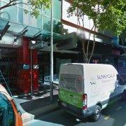 Garage parking on Felix St in Brisbane City