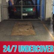 Undercover parking on Felix Street in Brisbane