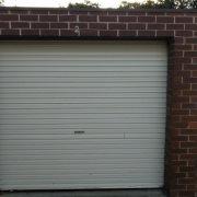 Garage storage on Firth Street in Doncaster