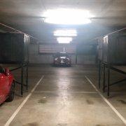 Undercover parking on Forbes Street in Darlinghurst
