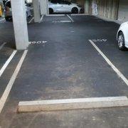 Indoor lot parking on Frew Street in Adelaide