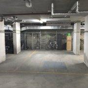 Indoor lot parking on Galara Street in Rosebery