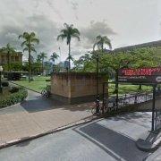 Undercover parking on George Street in Brisbane City