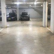 Garage parking on George Street in Redfern