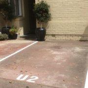 Outdoor lot parking on Glen Eira Ave in Balaclava