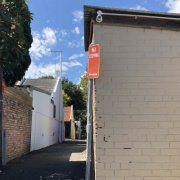 Undercover storage on Goodlet Lane in Surry Hills