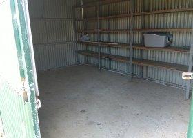 Large secure, electric, waterproof shed.jpg