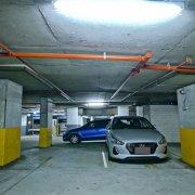 Indoor lot parking on Grafton Street in Bondi Junction