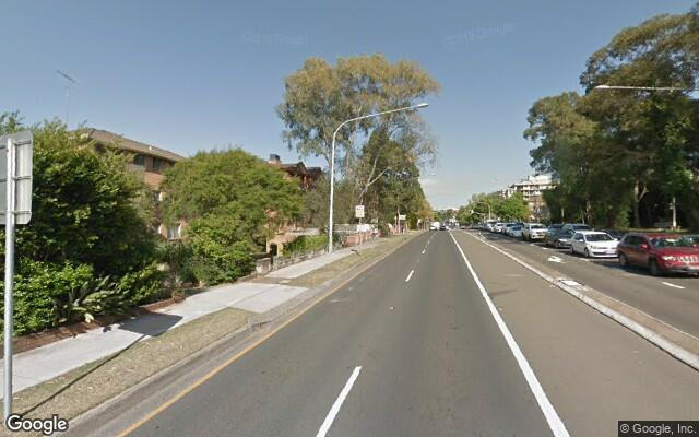 Space Photo: Great Western Highway  Parramatta  New South Wales  Australia, 61175, 46441
