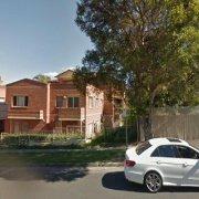 Garage parking on Great Western Hwy in Parramatta