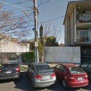 Undercover parking on Greeves Street in Saint Kilda