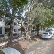 Garage parking on Hall Street in Bondi Beach