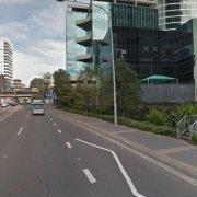 Garage parking on Hassall St in Parramatta