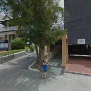 Undercover parking on Havelock Street in West Perth