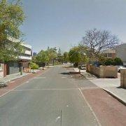 Garage parking on Henry Lawson Walk in Perth
