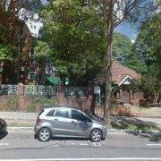 Garage parking on Herbert St in St Leonards