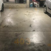 Indoor lot parking on Hilts Rd in Strathfield