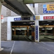 Indoor lot parking on Hindley st in Adelaide