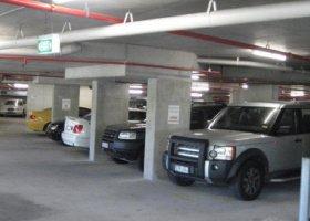 Six car spaces available at HQ at ROBINA.jpg