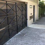 Garage parking on Hume Street in Wollstonecraft