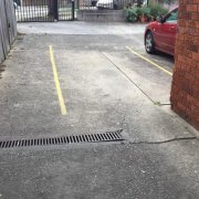 Outdoor lot parking on Illawarra Road in Marrickville