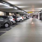 Outdoor lot parking on Ingles Street in Port Melbourne