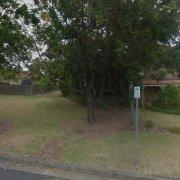 Driveway parking on Irving Street in Parramatta