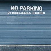 Garage parking on Jeffcott Street in West Melbourne
