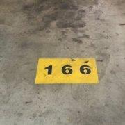 Undercover parking on Jones St in Ultimo