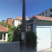 Garage storage on Kareela Rd in Cremorne Point